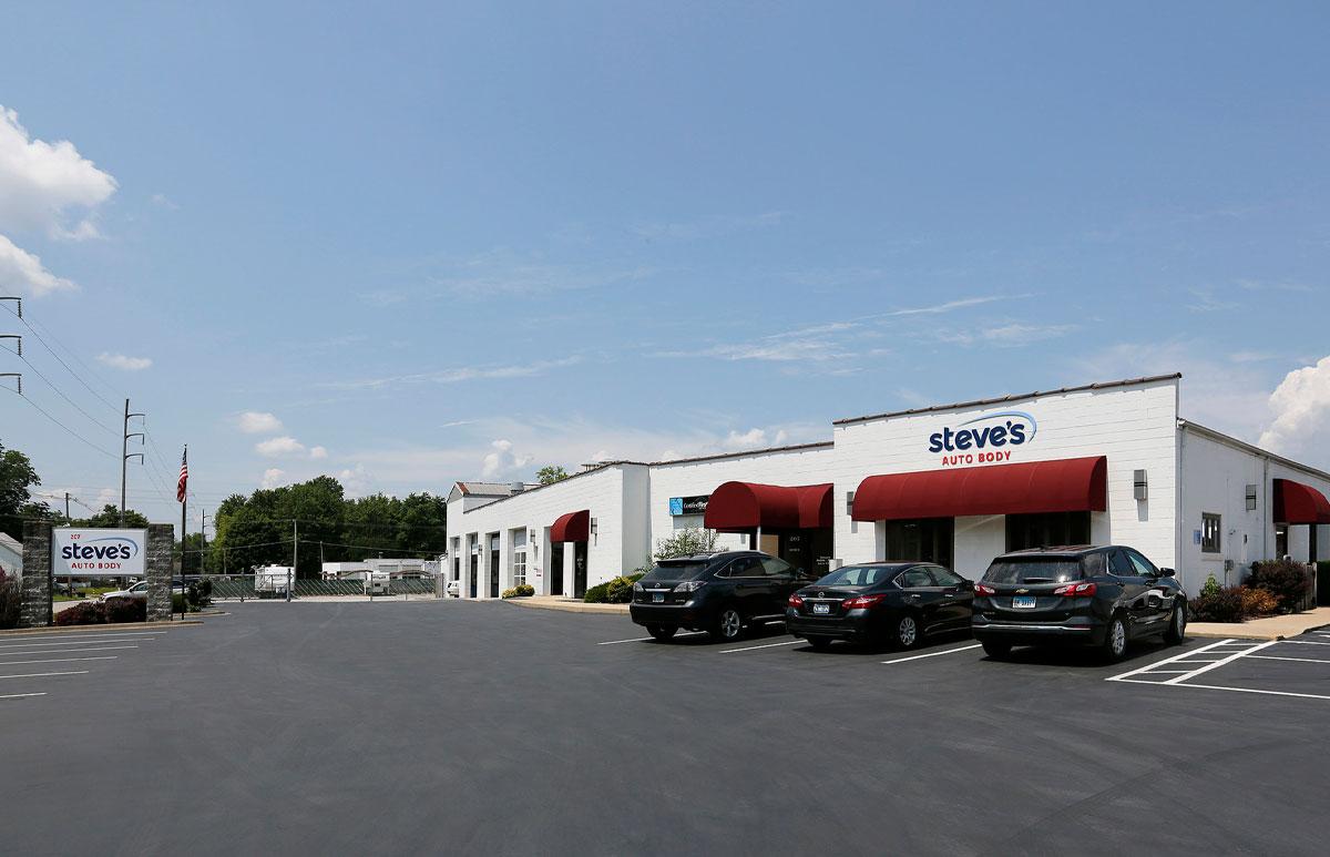 Steve's Auto Body Belleville, Illinois