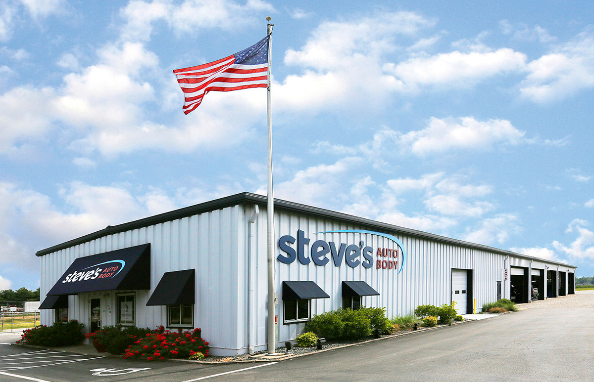 Steve's Auto Body O'Fallon, Illinois